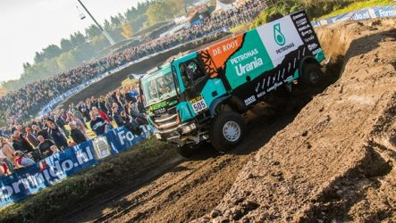 Goodyear – No Dakar 2017 com Gerard De Rooy