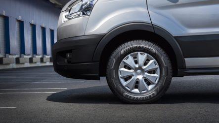 Goodyear – Novo pneu para comerciais ligeiros