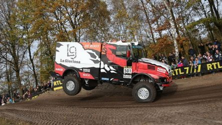 Goodyear. Pneus ORD escolhidos para o Dakar