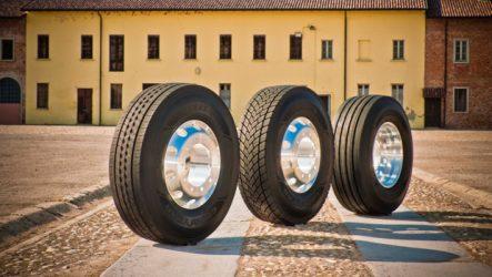 Goodyear. Lança novos pneus KMAX e FUELMAX