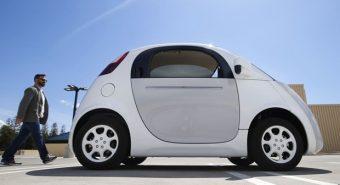 Google. Parceria com a Fiat-Chrysler na condução autónoma