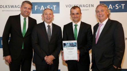 Grupo Schaeffler integra lista de fornecedores privilegiados da Volkswagen