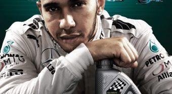 Lewis Hamilton nomeado embaixador da Petronas Syntium
