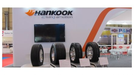 Hankook – Novos pneus no Commercial Vehicle Show