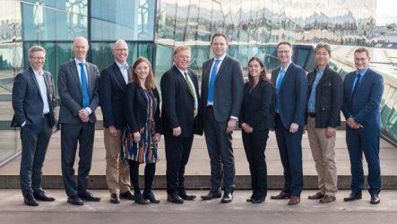 Hyundai – Apoio à iniciativa H2ME da Islândia