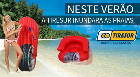 Tiresur: campanha de verão para a GT Radial