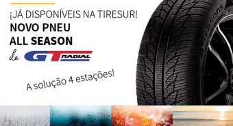 GT Radial All Season chega à Tiresur