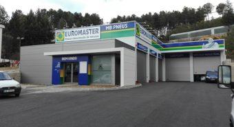 Euromaster. Novo centro em Tarouca