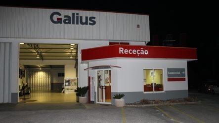 Galius – Após-venda de Santarém em nome próprio