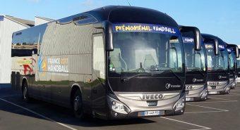Iveco – Magelys transporta seleções do Mundial de Andebol