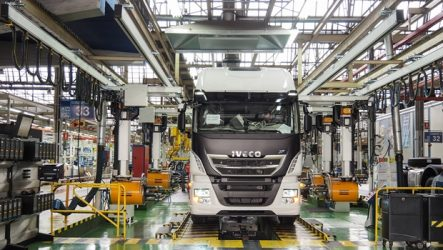 Iveco – Fábrica de Madrid obtém distinção 'Gold Level'