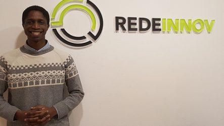 RedeInnov – Novo colaborador