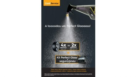 ContiService – Campanha Perfect Glass