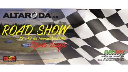 Altaroda – Road Show na Batalha