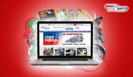 ShoParts Automotive: nova loja online de peças e acessórios
