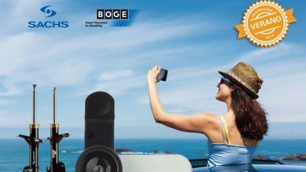 ZF. Campanha de verão Sachs e Boge