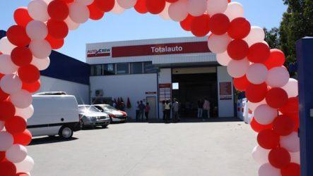 Autocrew. Totalauto é a primeira oficina da nova rede em Portugal