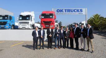 Iveco – Primeiro Centro OK Trucks em Portugal