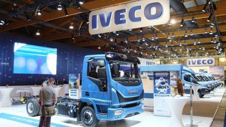 Iveco – Daily é estrela no Salão de Bruxelas