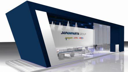Japanparts – Nova identidade visual apresentada no Autopromotec 2017