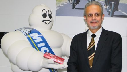 Michelin – Novo responsável ibérico para a comunicação comercial