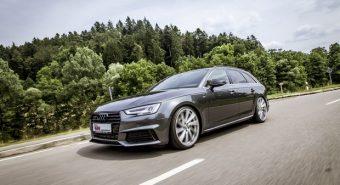 KW Automotive – Kit de molas de amortecedor para Audi A4 Avant