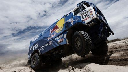 Continental – Parceria com Kamaz-Master para o Dakar