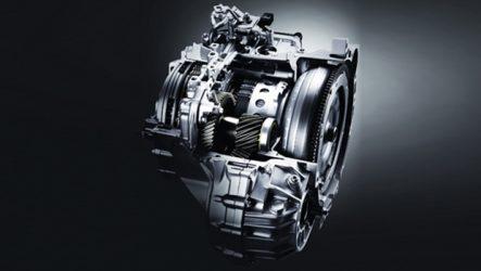 Kia – Nova transmissão de oito velocidades