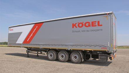Kögel – Cooperação com Kamaz anunciada