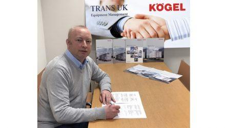 Kögel – Trans UK assume distribuição no Reino Unido