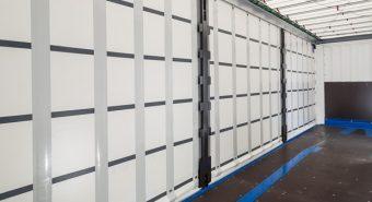 Krone – Novo sistema de fixação Safe Curtain
