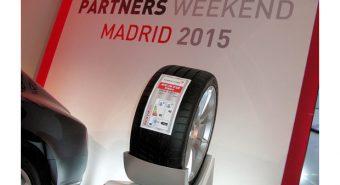 Kumho. Plano Estratégico para 2015 revelado em Madrid