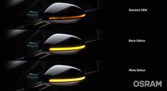 LEDriving da Osram – novos indicadores para os espelhos do seu carro