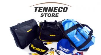 Tenneco. Loja on-line