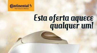 Continental. Campanha até final do ano
