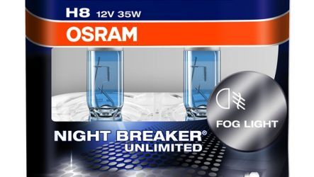 Osram. Nova lâmpada de halogéneo para automóvel