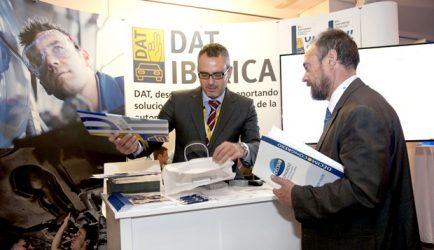 DAT Ibérica. Apoio no congresso APCAS