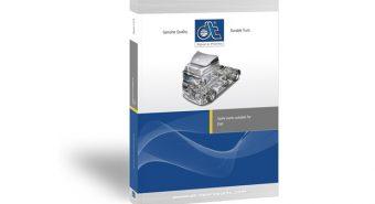DT Spare Parts. Apresentados oito catálogos na Busworld