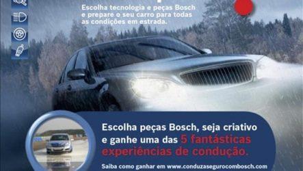 Bosch. promove campanha de segurança