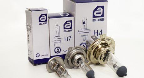 ALEA disponibiliza nova gama de lâmpadas