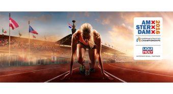 Liqui Moly. No Campeonato da Europa de Atletismo