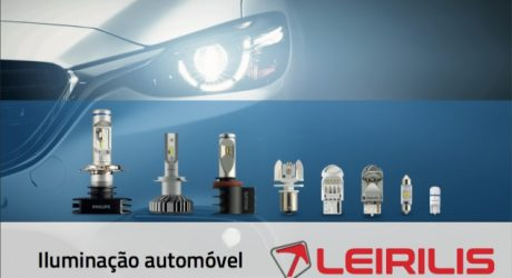 Oferta da Leirilis reforçada com lâmpadas Philips