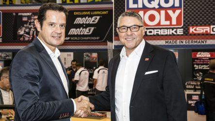 Liqui Moly – No MotoGP até 2020