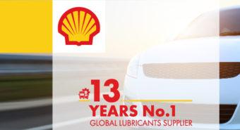 Shell lidera mercado mundial de lubrificantes