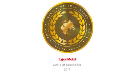 Lubrigrupo distingida nos prémios Circle of Excellence