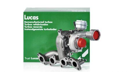 Lucas – Nova gama de turbos reconstruídos