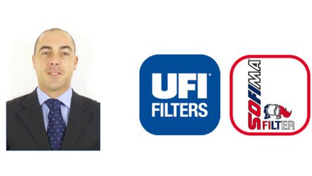 UFI Filters. Luís Vicente é o novo Area Manager para Portugal