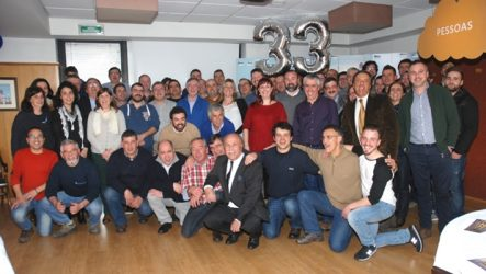 Lusilectra. 33 anos de história