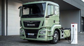 MAN – eTruck demonstra avanços na eletromobilidade