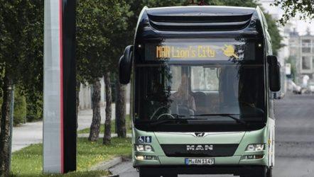 MAN – Autocarro urbano elétrico revelado no Salão de Hannover